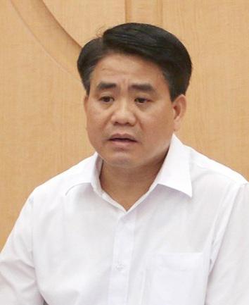 Cựu Chủ tịch UBND TP Hà Nội Nguyễn Đức Chung bị truy tố - 1
