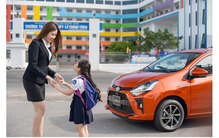 Toyota Wigo – sự lựa chọn khôn ngoan cho cô nàng đô thị - 8
