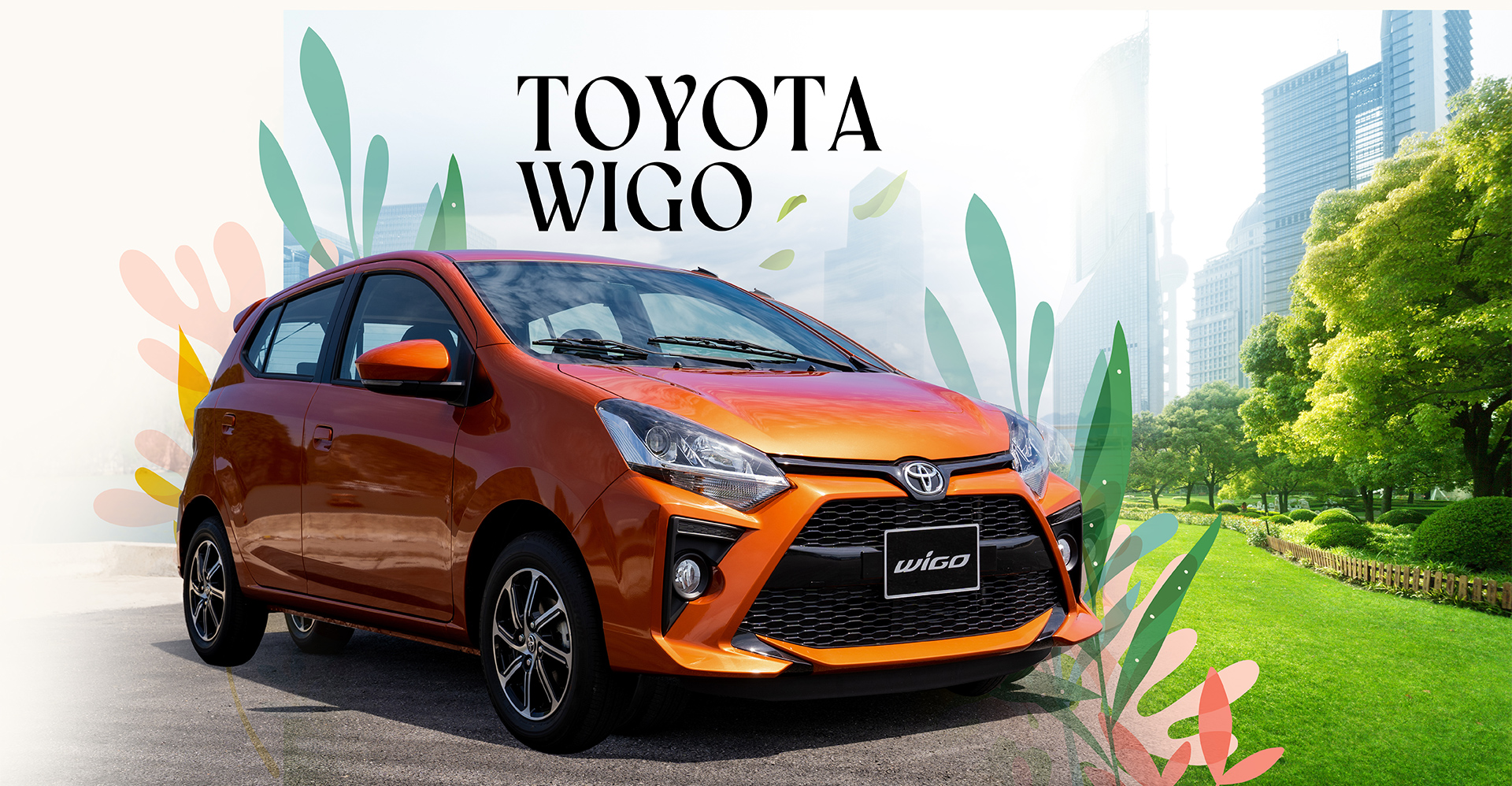 Toyota Wigo – sự lựa chọn khôn ngoan cho cô nàng đô thị - 9