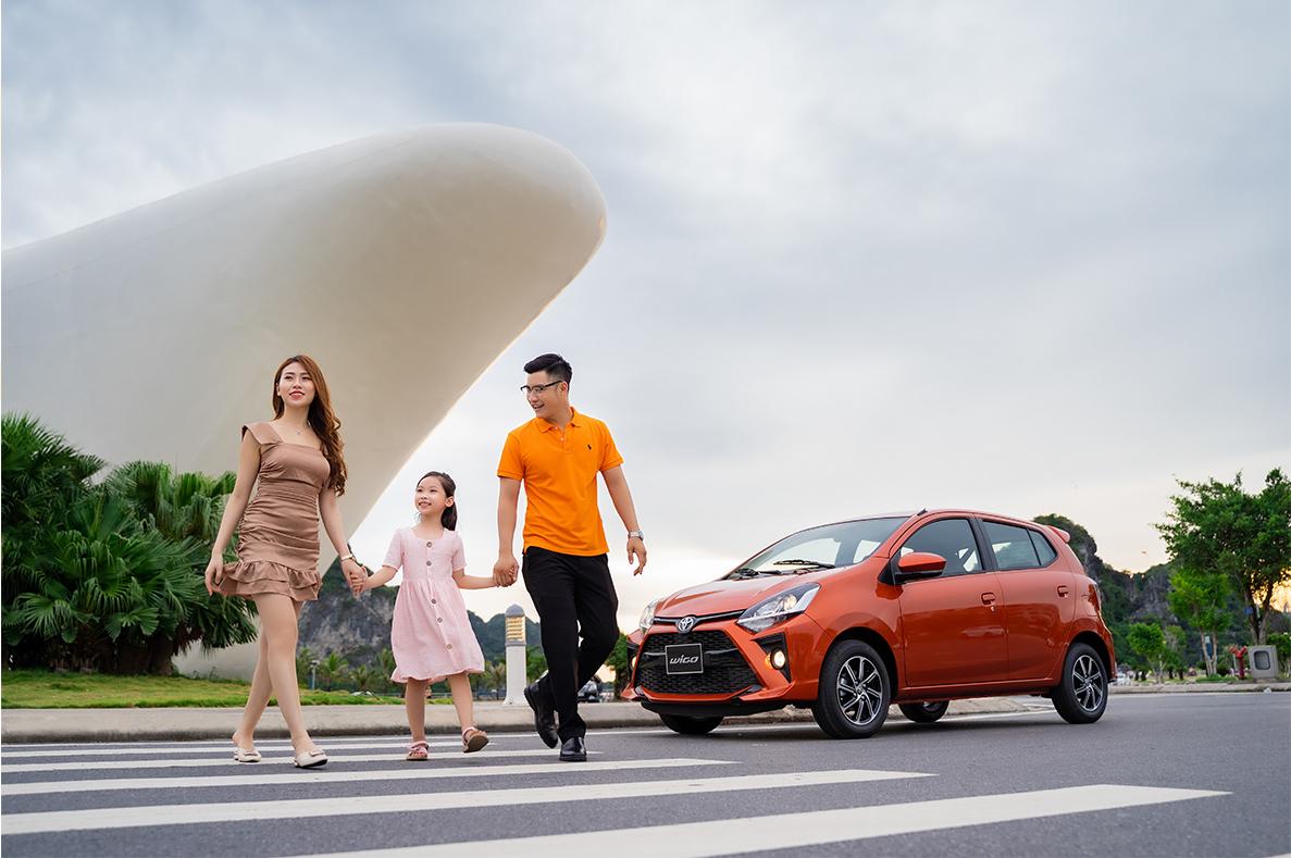 Toyota Wigo – sự lựa chọn khôn ngoan cho cô nàng đô thị - 18