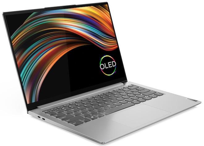 Lenovo trình làng laptop Yoga đầu tiên có màn hình OLED, giá từ 30 triệu - 1
