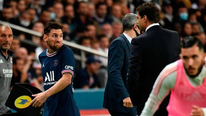"""Messi tỏ thái độ với Pochettino: Không phải lần đầu, bị Barca """"chiều hư"""" - 1"""