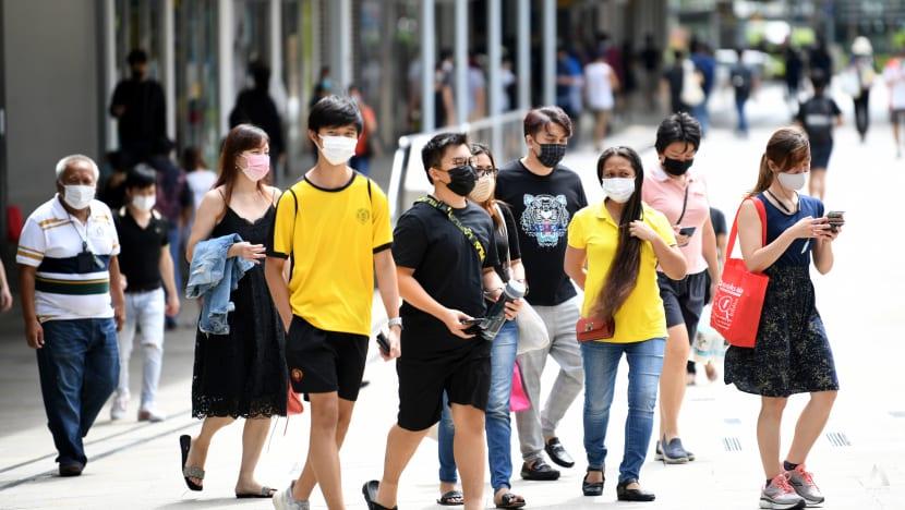 Dịch tái bùng mạnh và chiến lược đối phó bình tĩnh của Singapore - 1