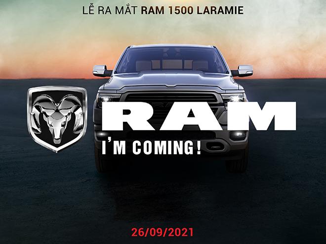 Hãng xe cơ bắp Mỹ RAM chốt ngày ra mắt thị trường Việt - 1
