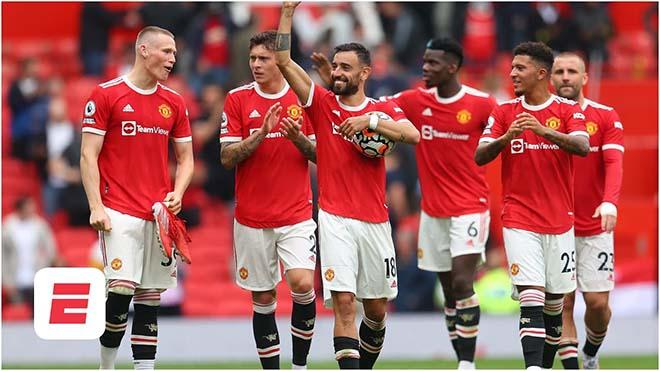 MU 13 điểm/5 trận: Đội hình 843 triệu bảng, chiều sâu đủ so kè Chelsea, Man City - 1
