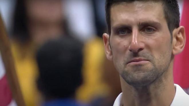 Thêm nguyên nhân khiến Djokovic rơi lệ, lỡ danh hiệu US Open 2021 - 1