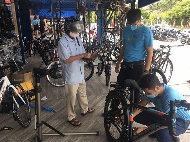 Đón đúng xu hướng, Thế Giới Di Động tăng tốc mở shop xe đạp, kỳ vọng doanh thu 400 tỷ những tháng cuối năm - 1