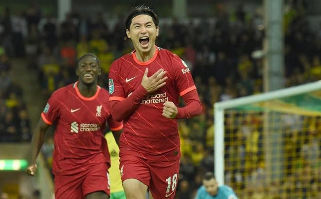 """Liverpool thắng tưng bừng """"3 sao"""", Klopp tuyên bố """"mở khóa"""" thành công SAO Nhật Bản - 1"""