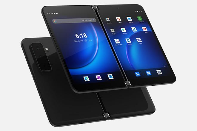 Surface Duo 2 có đủ tầm đối đầu Galaxy Z Fold3? - 1