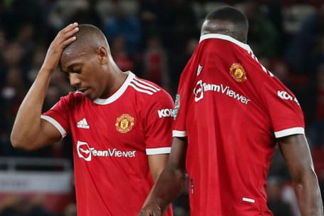 MU bị loại khỏi League Cup, ủ mưu buông cúp nhỏ dồn sức Ngoại hạng Anh - Cúp C1