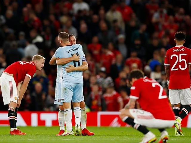 Bốc thăm vòng 4 Cúp Liên đoàn: West Ham vượt ải MU lại gặp khó, Liverpool thở phào - 1