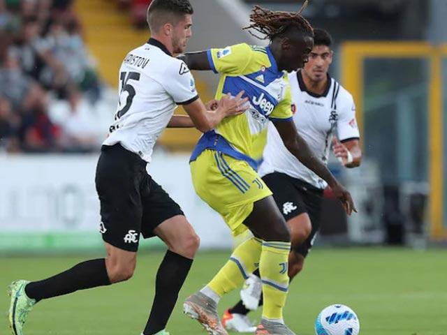 Kết quả bóng đá Spezia - Juventus: 5 bàn kịch tính, 6 phút ngược dòng (Vòng 5 Serie A) - 1