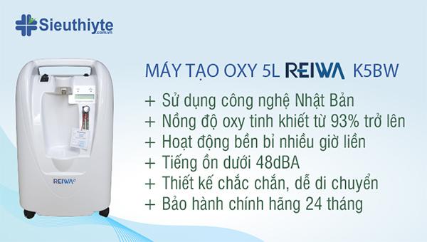Máy tạo oxy y tế - thiết bị hỗ trợ cung cấp oxy cho người bệnh - 1