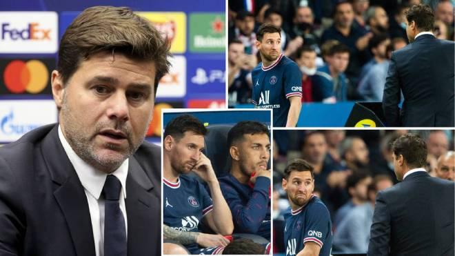 """Sếp lớn PSG cảnh báo Pochettino khi Messi """"dỗi"""", thực hư tin Zidane thay thế - 1"""