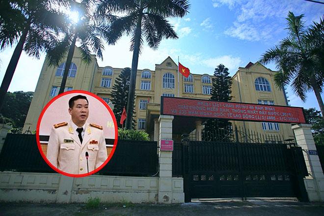 Tước quân tịch đại tá Phùng Anh Lê, cựu Trưởng phòng Cảnh sát kinh tế Công an TP Hà Nội - 1