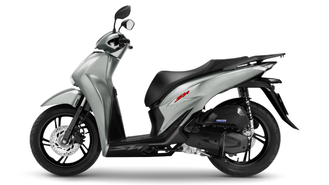 Vua tay ga Honda SH125i/150i ra bản mới, khẳng định đẳng cấp - 1
