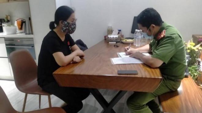 Bắt người phụ nữ chủ mưu vụ nữ đại gia BĐS Đà Nẵng vỡ nợ - 1