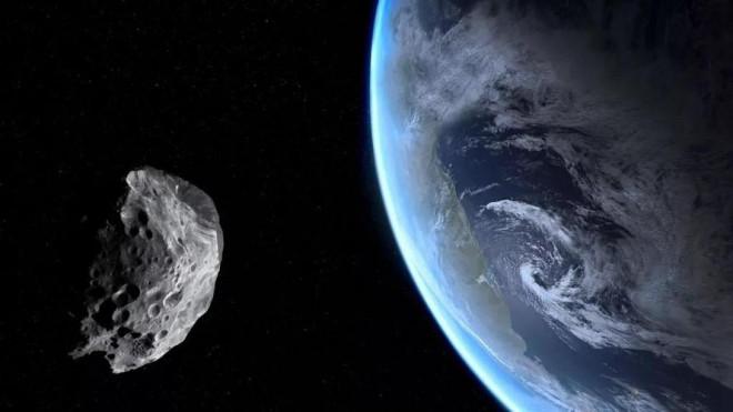 Tiểu hành tinh vừa phóng qua Trái đất có gì lạ? - 1