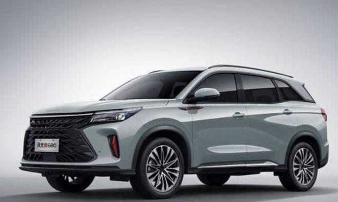 Ra mắt mẫu SUV 6 chỗ giá chỉ 342 triệu đồng đe nẹt các đối thủ - 1