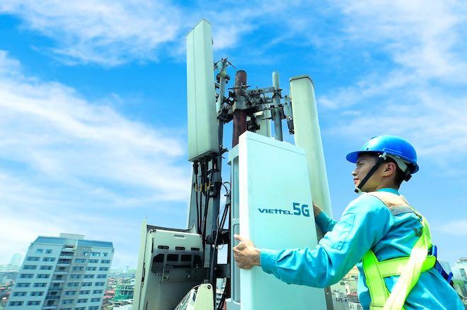 Bà Rịa - Vũng Tàu đã có sóng 5G, đang phát ở Bãi trước và Bãi sau biển Vũng Tàu - 1