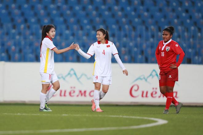 """ĐT nữ Việt Nam thắng sốc 16-0 khiến đối thủ """"muốn khóc"""": Có phải trận thắng đậm nhất lịch sử? - 1"""