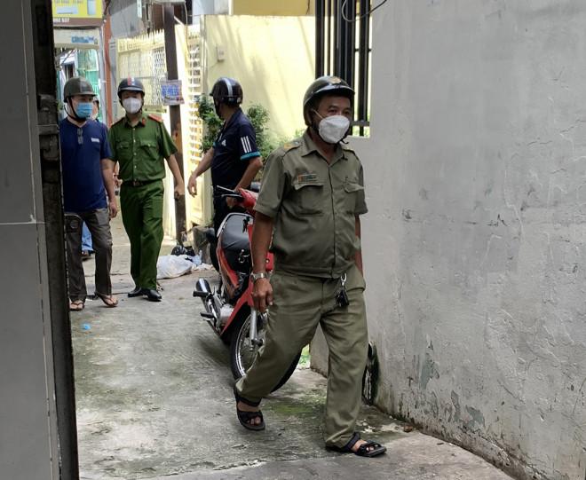 Nguyên nhân vụ xô xát giữa người dân và nhân viên y tế ở quận 8 - 1