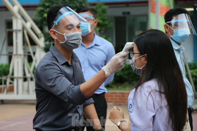 Phương án mở cửa trường học 'vùng xanh' ở TPHCM - 1