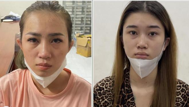 """Hai cô gái 18 tuổi thuê căn hộ cao cấp ở Nha Trang bán """"nước dâu"""" ma tuý - 1"""