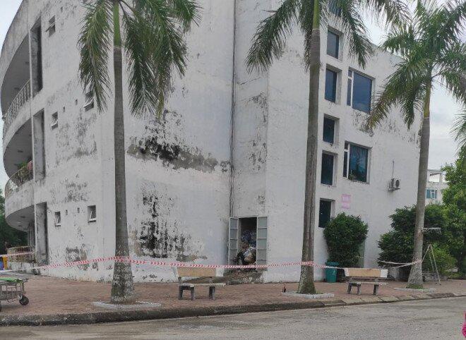 Bí ẩn vụ phát hiện thi thể bệnh nhân mất tích trong kho rác Trung tâm y tế - 1