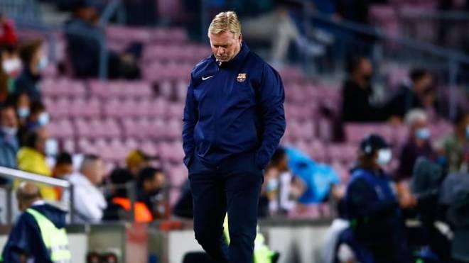"""Barcelona có thể sớm """"trảm"""" Koeman, cựu HLV vô địch World Cup chiếm ghế - 1"""