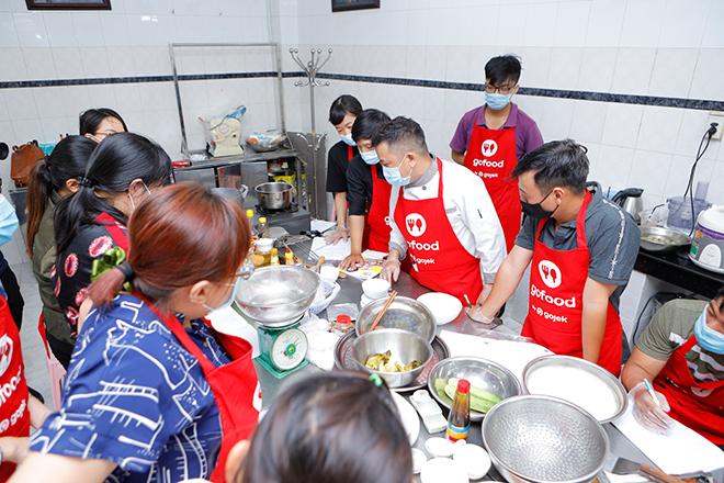 Kinh doanh trên ứng dụng: Cơ hội thu nhập mới cho các căn bếp gia đình - 1