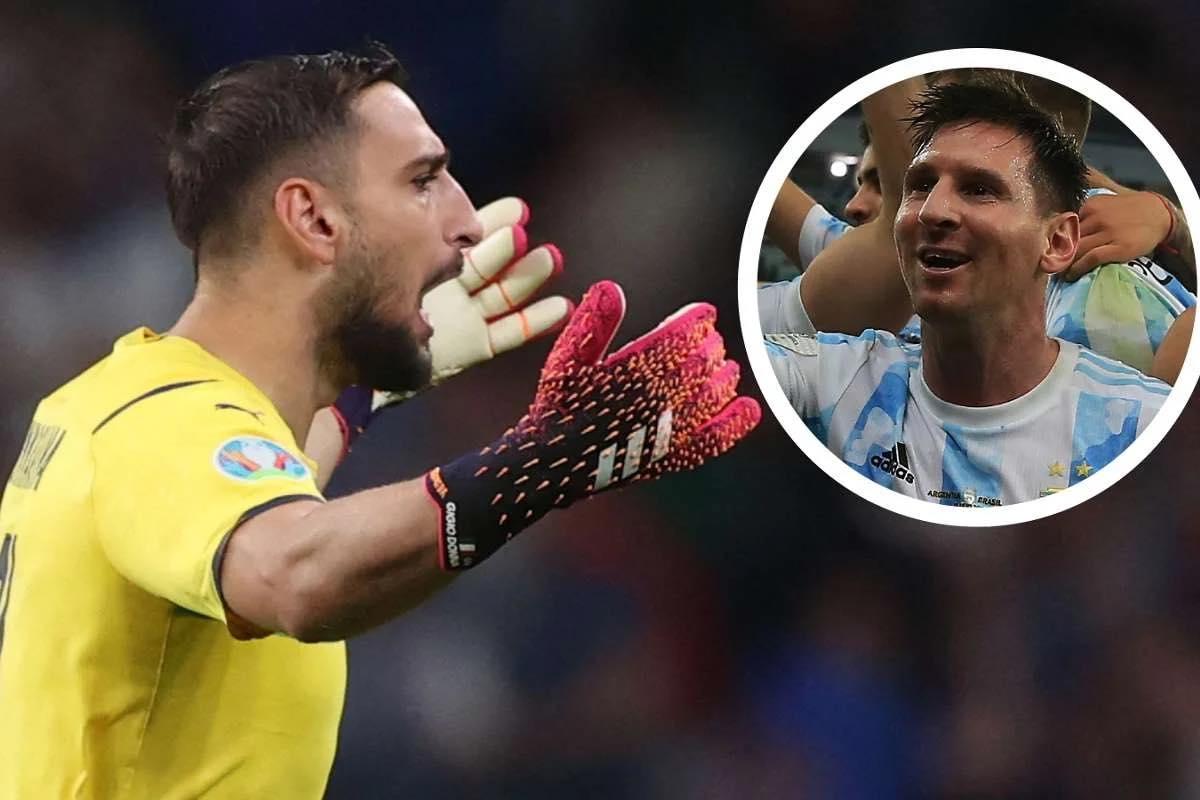 """Nghi án Messi """"trù dập"""" thủ môn Donnarumma, lập băng Nam Mỹ ở PSG - 1"""