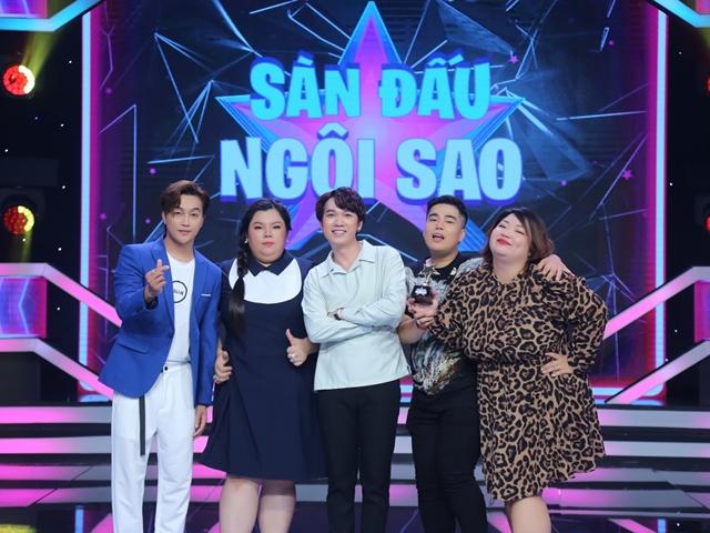"""Trưởng nhóm HKT TiTi bị """"đè bẹp"""" trước dàn sao """"nặng ký"""" - 1"""
