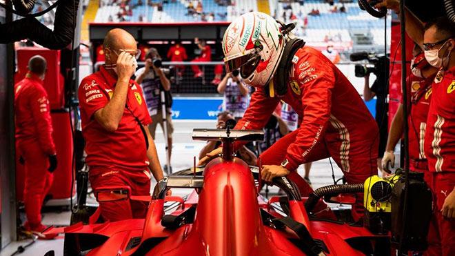 Đua xe F1, chạy thử Russian GP: Mercedes không có đối thủ, Red Bull - Ferrari còn nhiều khó khăn - 1