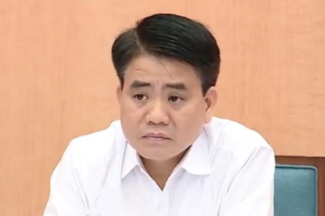 Truy tố nguyên chủ tịch Hà Nội Nguyễn Đức Chung trong vụ mua chế phẩm Redoxy-3C - 1