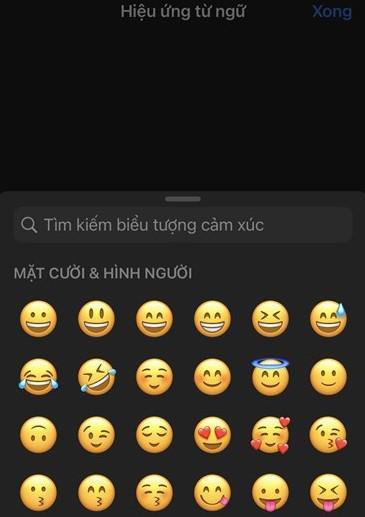Cách gửi tin nhắn trên Messenger có hiệu ứng từ ngữ thú vị - 1