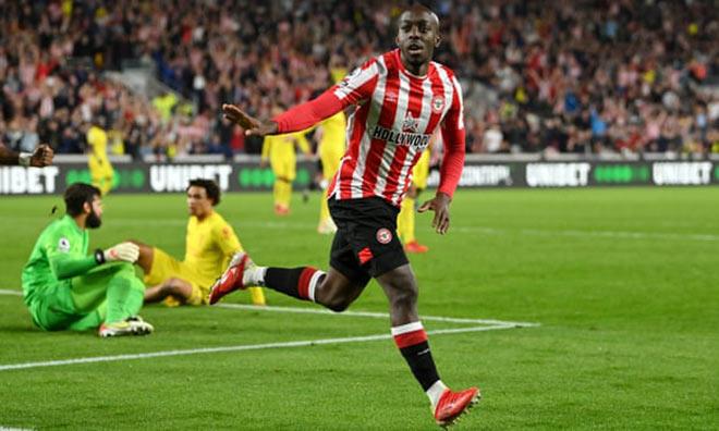 Nóng bảng xếp hạng Ngoại hạng Anh: Liverpool nối tiếp MU sảy chân, bất ngờ cơ hội cho Brighton - 1
