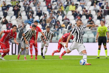 """Kết quả bóng đá Juventus - Sampdoria: """"Đại tiệc"""" 5 bàn, nghẹt thở 10 phút cuối"""