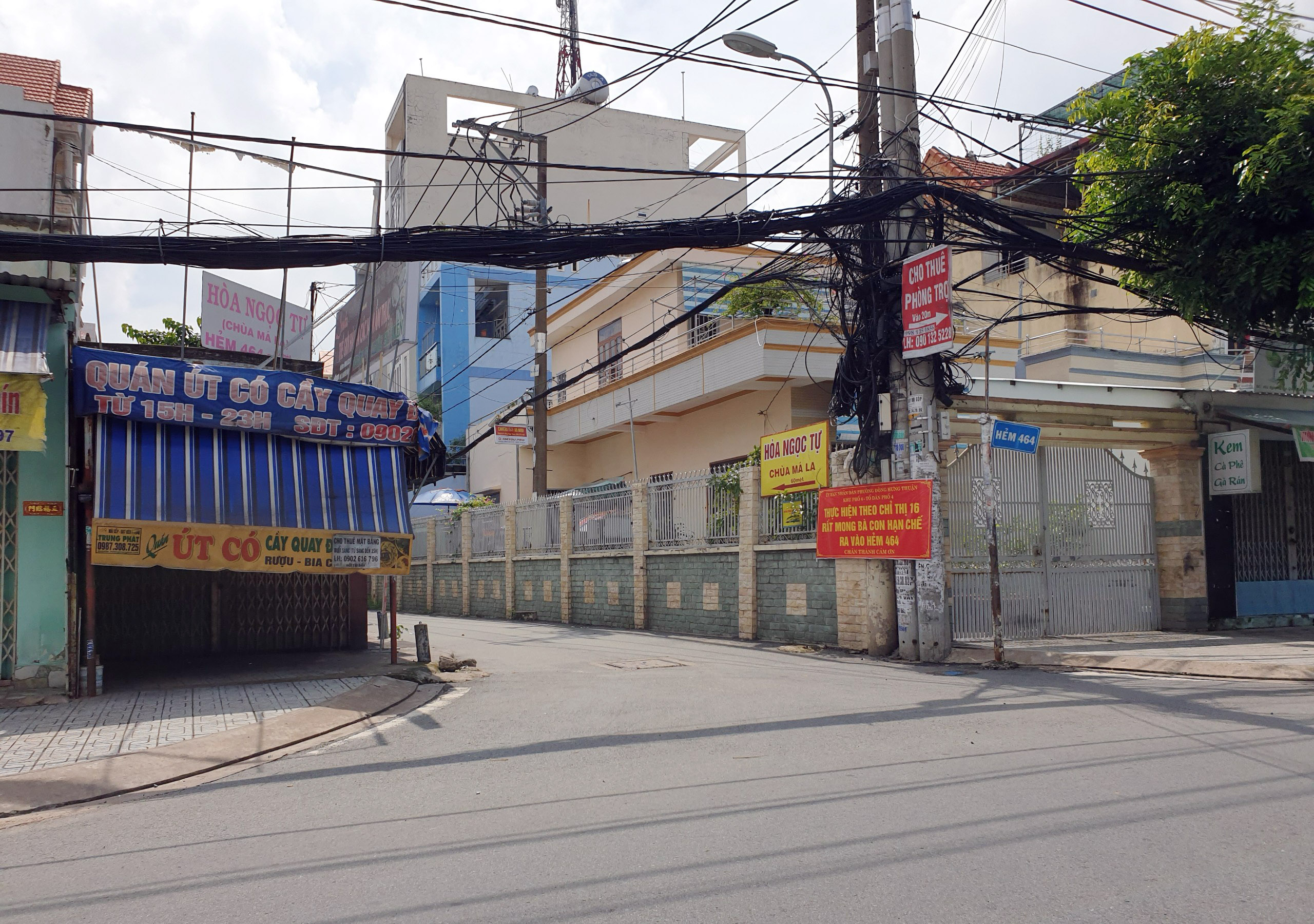 Cận cảnh những hàng rào chắn chống dịch ở TP.HCM sắp được gỡ bỏ - 3