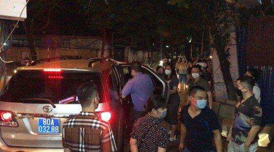 Nóng trong tuần:Bắt nguyên Trưởng phòng Cảnh sát kinh tế Hà Nội Phùng Anh Lê - 1