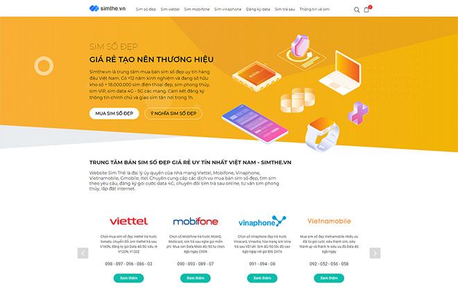 SimThe.vn - Chuyên gia trong lĩnh vực sim số đẹp tại Việt Nam - 1