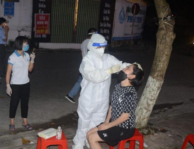 Trong 2 ngày, Hà Nam ghi nhận 115 trường hợp mắc Covid-19 - 1