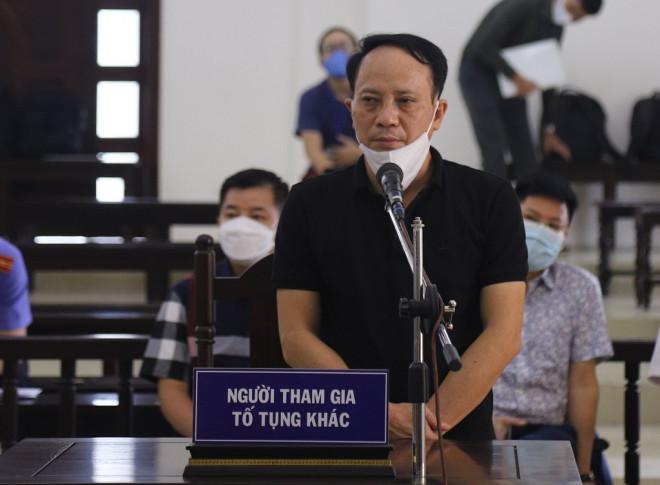 Bất ngờ vụ Ethanol Phú Thọ: Có người xin bồi thường thay cho Trịnh Xuân Thanh - 1