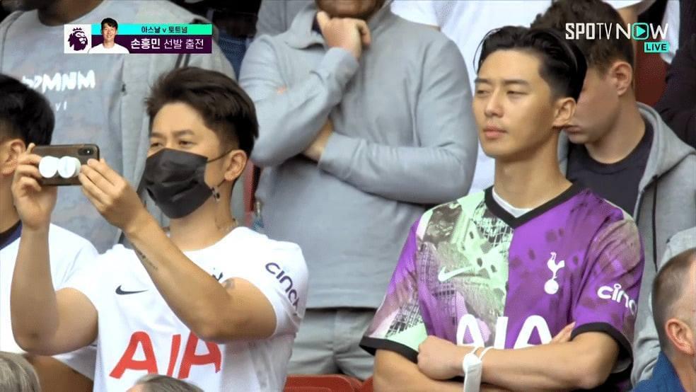 Sao nam châu Á được chú ý nhất trong trận đấu Arsenal - Tottenham là ai? - 1