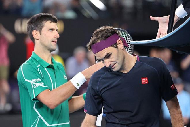 Bảng xếp hạng tennis 27/9: Djokovic 340 tuần đỉnh cao, VĐV 20 tuổi vào top 4 - 1