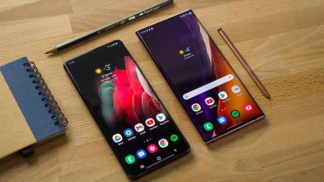 Galaxy S22 Ultra sẽ có bút S Pen ngay trong thân máy - quá xịn! - 1