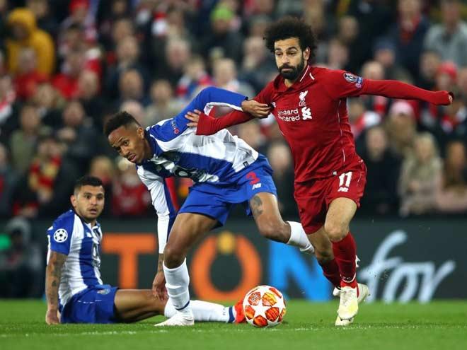 """Nhận định bóng đá Porto – Liverpool: Công phá """"hang Rồng"""", dằn mặt Man City (Cúp C1) - 1"""