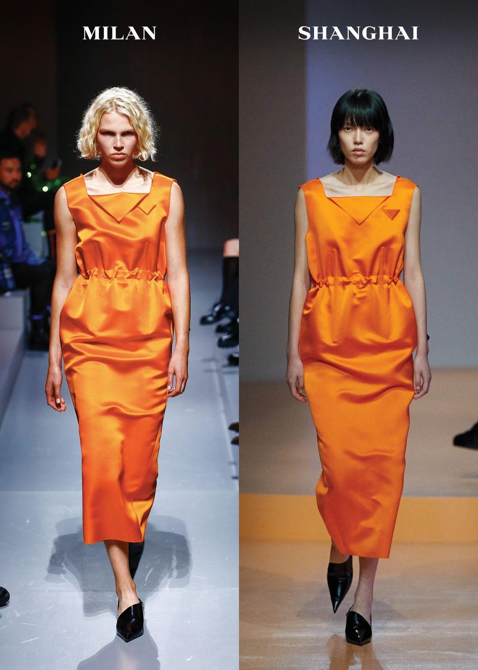 Raf Simons và Prada nổi bật trong bộ sưu tập Xuân/Hè 2022 - 1