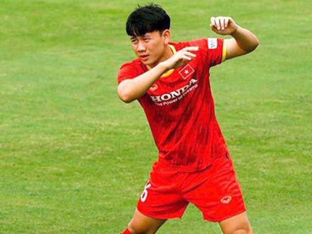 Thầy Park đón thêm tin cực xấu về Minh Vương, Trọng Hoàng trước khi đấu Trung Quốc - 1