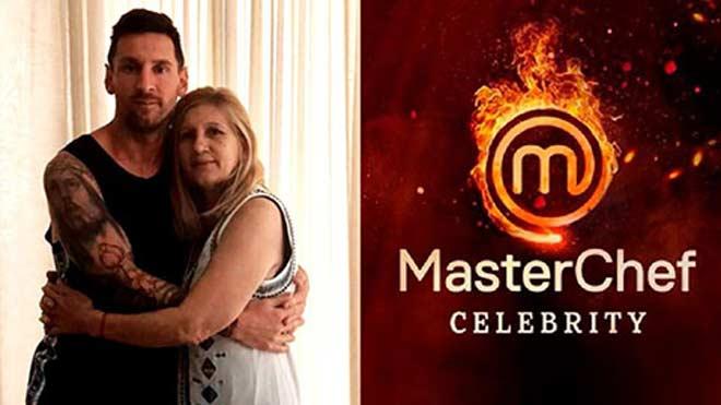 Tin mới nhất bóng đá tối 27/9: Mẹ Messi lên sóng truyền hình trổ tài nấu ăn - 1